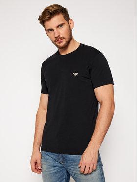 Emporio Armani Underwear Emporio Armani Underwear Tricou 110853 0A512 00020 Negru Regular Fit
