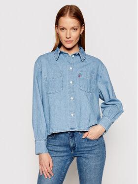 Levi's® Levi's® Košile Zoey 29431-0007 Modrá Regular Fit