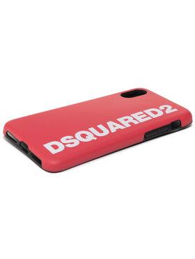 Dsquared2 Dsquared2 Pouzdro na mobil iPhone Covers ITM0038 55000001 M818 Červená