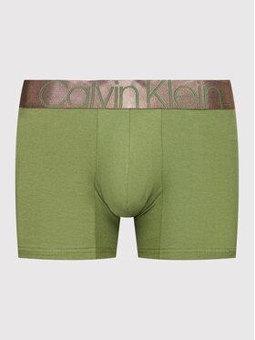 Calvin Klein Underwear Calvin Klein Underwear Боксерки 000NB2537A Зелен