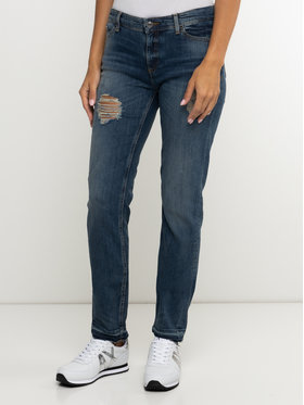 Armani Exchange Armani Exchange Jeansy Regular Fit 6GYJ44 Y2MLZ 1500 Blu scuro Relaxed Fit