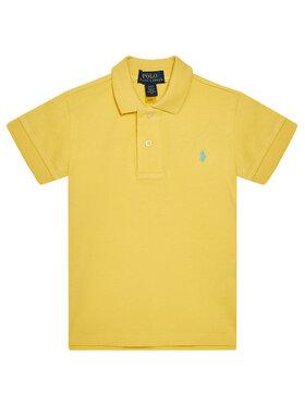 Polo Ralph Lauren Polo Ralph Lauren Polo marškinėliai 323547926019 Geltona Slim Fit