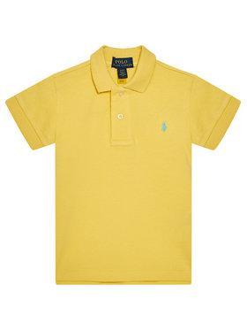 Polo Ralph Lauren Polo Ralph Lauren Pólóing 323547926019 Sárga Slim Fit