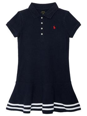 Polo Ralph Lauren Polo Ralph Lauren Rochie de zi Stripe Polo 312813945001 Bleumarin Regular Fit