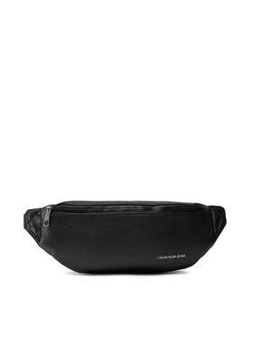 Calvin Klein Jeans Calvin Klein Jeans Saszetka nerka Micro Pebble Waistbag K50K507215 Czarny