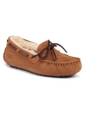 Ugg Ugg Papuče W Dakota 1107949 Hnedá