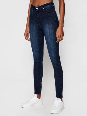 Lee Lee Super Skinny Fit Jeans Ivy L32EKJZP Dunkelblau Super Skinny Fit