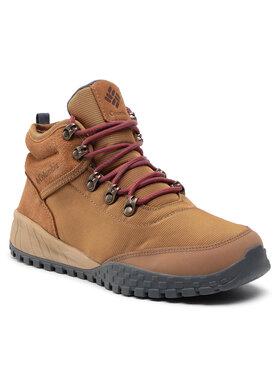 Columbia Columbia Chaussures de trekking Fairbanks Mid BM7744 Marron