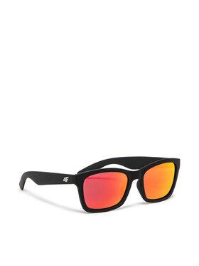 4F 4F Okulary przeciwsłoneczne H4L21-OKU063 Czarny