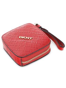 DKNY DKNY Puzdro na slúchadlá Air Pod Dangle R13SPP78 Čierna