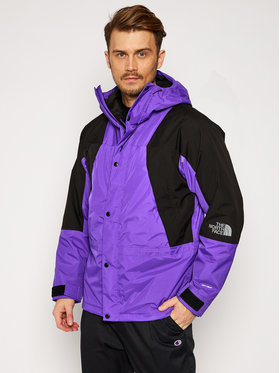 The North Face The North Face Outdoor kabát Mountain Light NF0A3XY5NL41 Lila Regular Fit