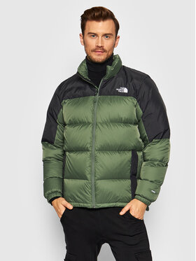 The North Face The North Face Kurtka puchowa Biablo NF0A4M9JWTQ Zielony Regular Fit