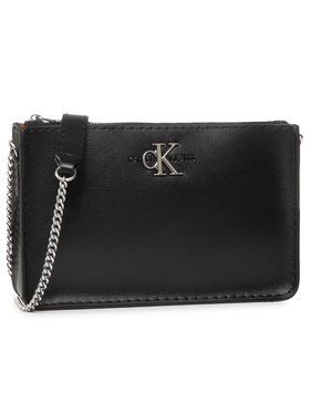 Calvin Klein Jeans Calvin Klein Jeans Дамска чанта Ew Crossbody W/Chain K60K606849 Черен