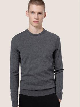 Hugo Hugo Sweater San Paolo 2 50435679 Szürke Slim Fit