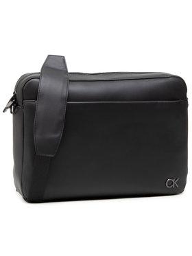 Calvin Klein Calvin Klein Taška na laptop Messenger K50K506689 Čierna