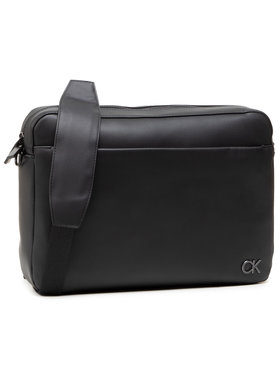Calvin Klein Calvin Klein Torba na laptopa Messenger K50K506689 Czarny