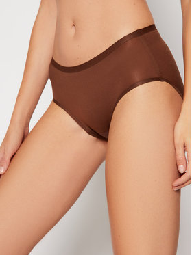 Chantelle Chantelle Culotte classique Soft Stretch C26440 Marron