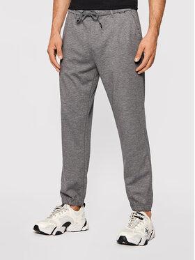 Calvin Klein Calvin Klein Долнище анцуг Comfort Knit K10K107498 Сив Regular Fit