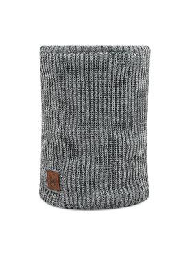 Buff Buff Шарф-снуд Knitted & Fleece Neckwarmer Rutger 117902.938.10.00 Сірий