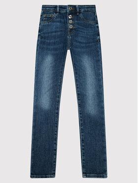 Guess Guess Jeans J1YA07 D46Q0 Dunkelblau Skinny Fit