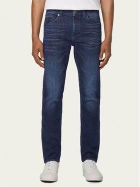 Boss Boss Jean Slim fit Delaware3 50432426 Bleu marine Slim Fit