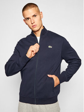 Lacoste Lacoste Μπλούζα SH1559 Σκούρο μπλε Regular Fit