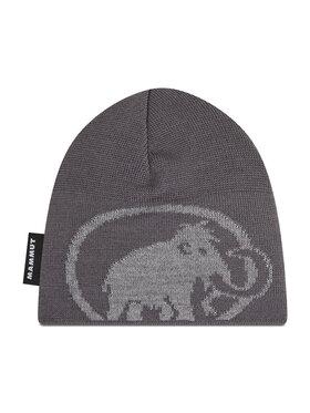 Mammut Mammut Шапкa Tweak Beanie 1191-01352-00011-1 Сірий