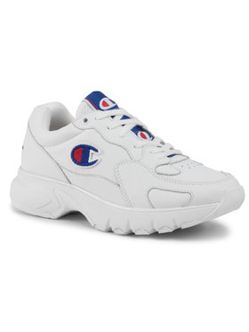 Champion Champion Sneakers Cwa-1 Leather S20850-F19-WW001 Alb