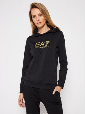 EA7 Emporio Armani EA7 Emporio Armani Bluza 8NTM40 TJ31Z 0200 Czarny Regular Fit