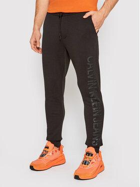 Calvin Klein Jeans Calvin Klein Jeans Pantaloni da tuta J30J317995 Nero Regular Fit