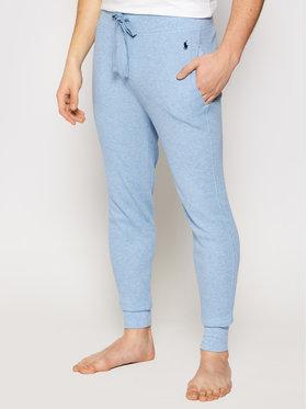 Polo Ralph Lauren Polo Ralph Lauren Teplákové kalhoty Spn 714830285003 Modrá