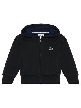Lacoste Lacoste Bluza SJ2903 Czarny Regular Fit