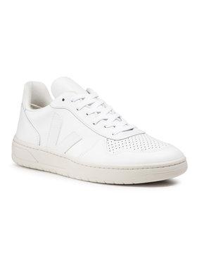 Veja Veja Sneakers V-10 Leather VX021270 Weiß