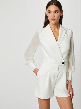Morgan Morgan Jumpsuit 212-SHAKI Bianco Regular Fit