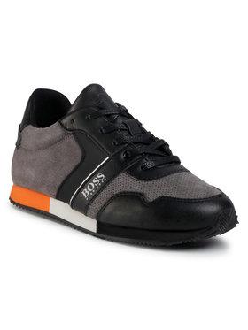 Boss Boss Sneakersy J29225 D Sivá