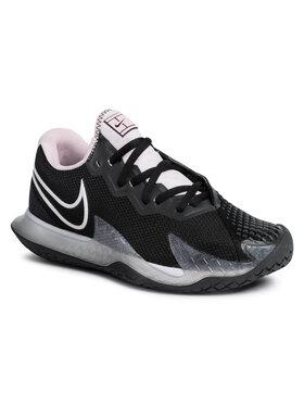 NIKE NIKE Обувки W Air Zoom Vapor Cage 4 Hc CD0431 001 Черен