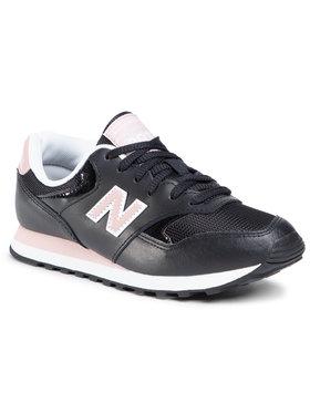 New Balance New Balance Sneakersy WL393EP1 Čierna