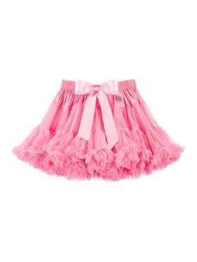 LaVashka LaVashka Spódnica 9 Różowy Regular Fit