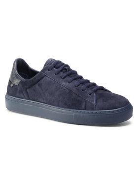 Woolrich Woolrich Sneakersy WFM202.073.3100 Tmavomodrá