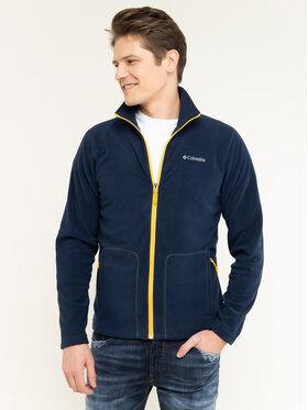 Columbia Columbia Fliso džemperis Fast Trek Light Full Zip 1772751 Tamsiai mėlyna Regular Fit