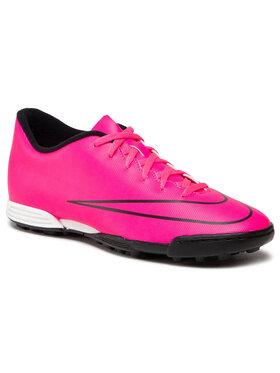 Nike Nike Buty Mercurial Vortex II Tf 651649 660 Różowy