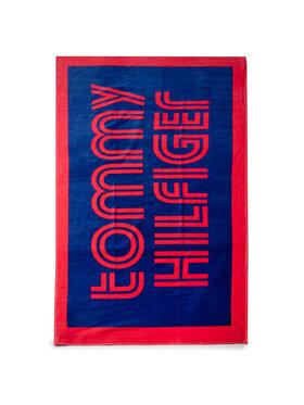 TOMMY HILFIGER TOMMY HILFIGER Ręcznik Towel UU0UU00038 Niebieski