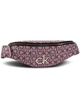 Calvin Klein Calvin Klein Τσαντάκι μέσης Re-Lock J Waistbag K60K607078 Ροζ