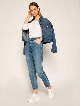 Calvin Klein Calvin Klein Blúz K20K202135 Fehér Regular Fit