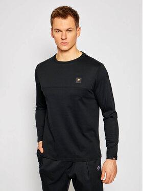 Ellesse Ellesse Marškinėliai ilgomis rankovėmis Tonti Ls SHG09803 Juoda Regular Fit