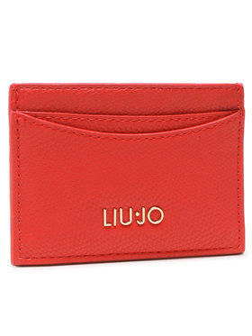 Liu Jo Liu Jo Bankkártya tartó Ecs Credit Card AA1208 E0017 Piros