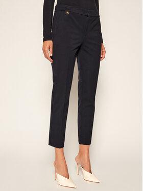 Lauren Ralph Lauren Lauren Ralph Lauren Текстилни панталони 200747991004 Тъмносин Slim Fit