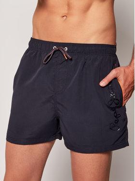 Pepe Jeans Pepe Jeans Pantaloni scurți pentru înot Bryan PMB10236 Bleumarin Regular Fit