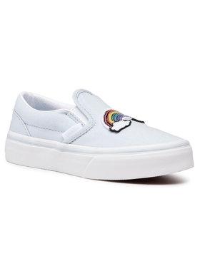 Vans Vans Πάνινα παπούτσια Classic Slip-On VN0A4BUT34C1 Μπλε