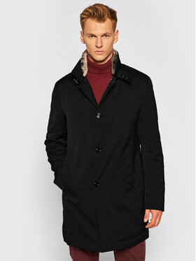 JOOP! Joop! Зимно палто 17 JC-62Monty 30022757 Черен Regular Fit